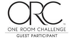 One Room Challenge ORC guest participant logo