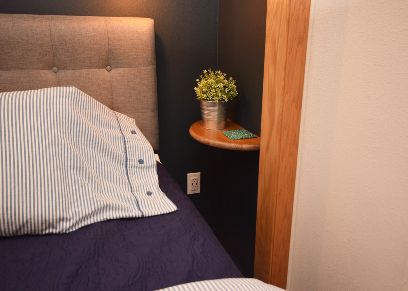 Closet Nook Shelf Right